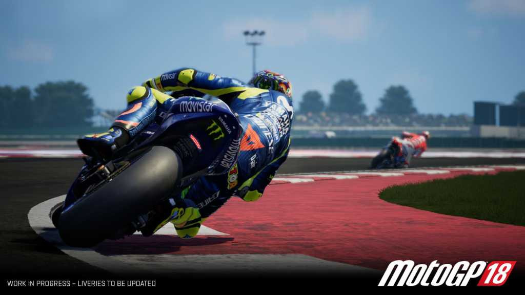 motogp 18 f r pc xbox one ps4 und nintendo switch. Black Bedroom Furniture Sets. Home Design Ideas