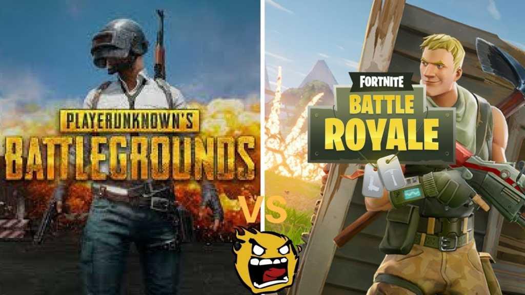 Pubg Spielerzahlen Sinken Weiterhin: PlayerUnknown's Battlegrounds Vs Fornite Battle Royale