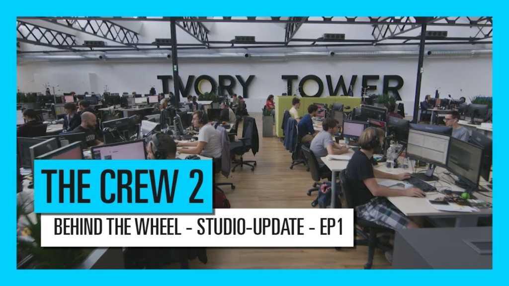 the crew 2 neue videoserie gestartet gibt uns einblick in das studio ivory tower und kl rt. Black Bedroom Furniture Sets. Home Design Ideas