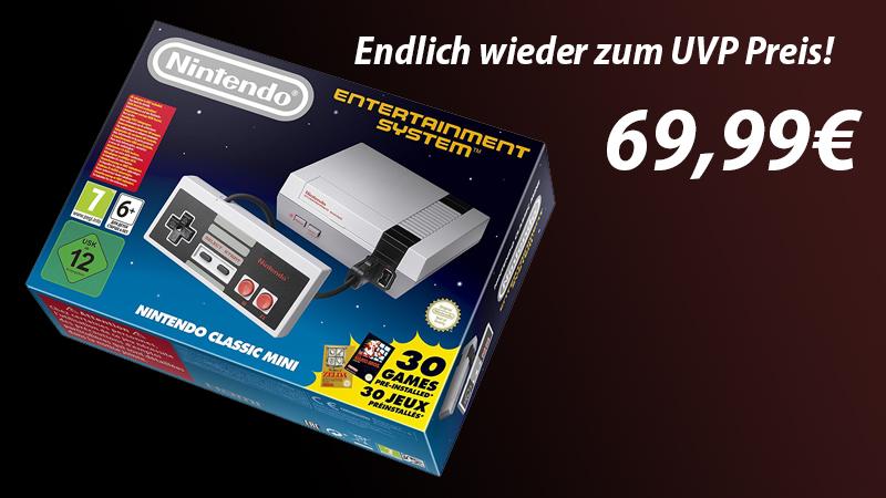 Nintendo Nintendo Classic Mini Super Nintendo Entertainment System Die Zweite