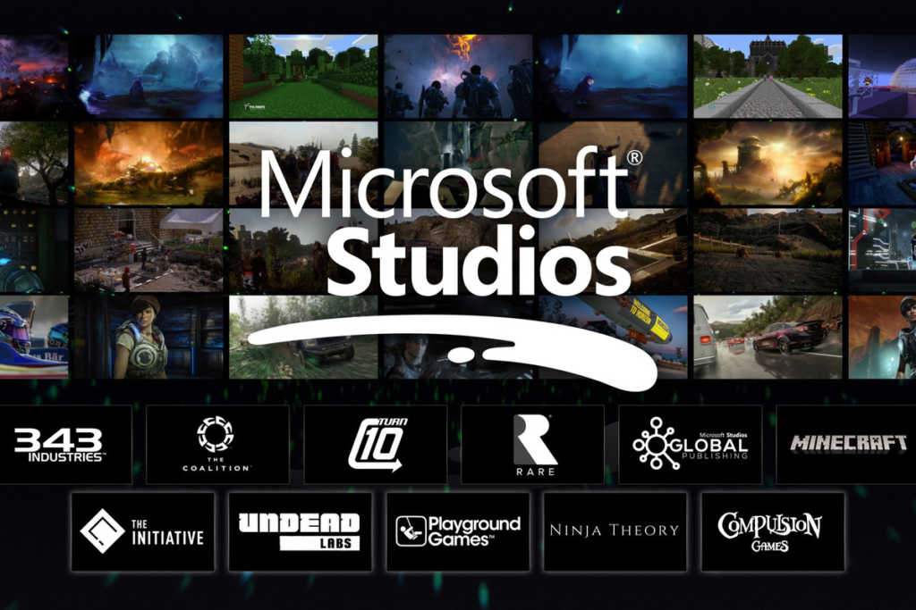 Microsoft stockt seine Studios kräftig auf. Neue Studios gegründet ...