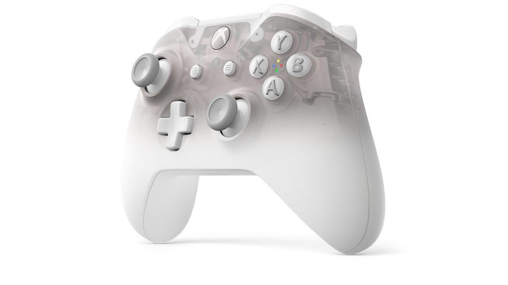 Xbox Wireless Controller  Microsoft Stellt Neue Phantom