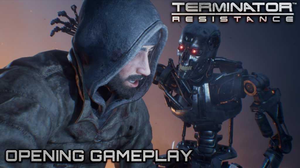 Terminator Das Spiel